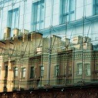 Геометрия отражений. :: Евгений Верещагин