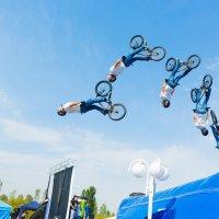 BMX джампинг :: Evgeniy Akhmatov