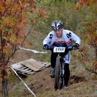 велоспорт-маунтинбайк :: Оксана Грищенко