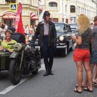 Авторалли ретро автомобилей в Москве.(5 фото) :: Ира Егорова :)))