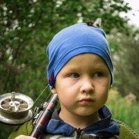 Рыбак :: Алексей Леухин