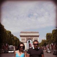 progulka v parize :: Anatol Stykan