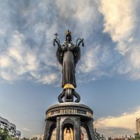 памятник Екатерине :: Cain Amberskii