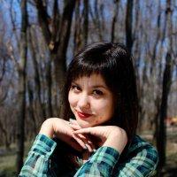 Фотогеничная и выразительная Анастасия. :: Наталья