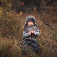 Лесовичок-моховичок :: Anna Lipatova