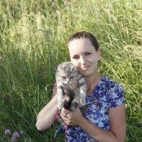 Я и Мышка :: Юлия Руденко