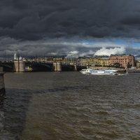Просвет в облаках :: Valeriy Piterskiy