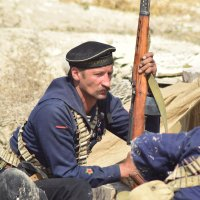 Оборона Севастополя 1942 год :: Игорь Кузьмин
