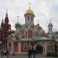 Москва, Казанский собор :: Вера Щукина
