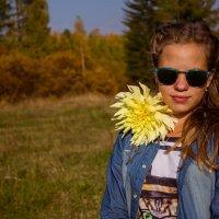 теплая осень... :: Светлана