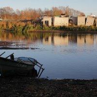 Осень на реке :: Анна Семёнова