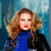 ветер :: Виктория Левина