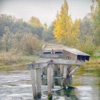 Старый мост :: Дмитрий Брошко