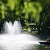 куда уходит лето или как в сказке :: Олег Лукьянов