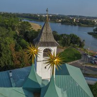 Ярославские дали :: Сергей Цветков