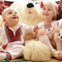 Когда смеются дети :: Yelena LUCHitskaya