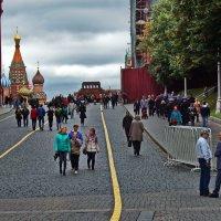 Москва в сентябре. :: Лара ***