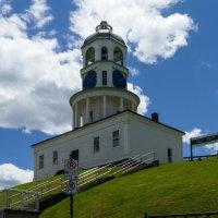 Старинные башенные часы (г.Галифакс, Канада) :: Юрий Поляков