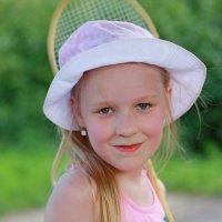 Теннисистка. :: Надежда Баликова