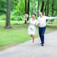 Свадьба Оли и Димы :: Екатерина Гриб