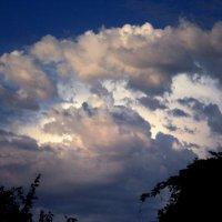 Киммерия. Облака. :: Евгений Беляков
