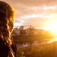 закат :: Александра Тетерина