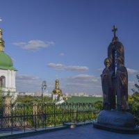 В Киевской лавре :: Владимир Николаевич