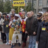 Итальянцы на Вятке! :: Андрей Синицын