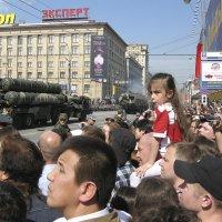 На параде :: Владимир Иванов