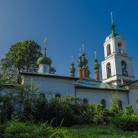 Церковь Вознесения :: Сергей Цветков