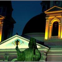 Ночной Собор1 :: Сергей Харченко