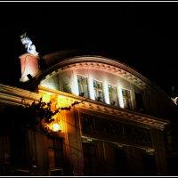 Ночной город :: Сергей Харченко