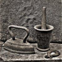 Старое железо :: Сергей Чиняев