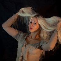 Шелк волос :: Albina