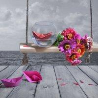 Мечты о морях :: Evgeniy Belkov