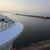 морские ворота Неаполя :: ALEX KHAZAN