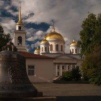 Богородицы Успения вечерний свет :: Наталия Женишек