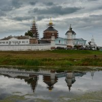 Бобренёв монастырь :: Анастасия Смирнова