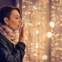 Осенние светлячки :: Anna Lipatova