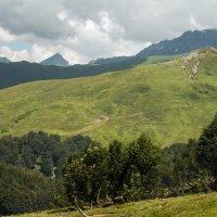 в горах :: Андрей ЕВСЕЕВ