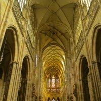 в соборе святого Вита в Праге :: Елена