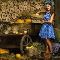 Хорошо в деревне летом! :: Наташа Шамаева