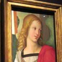 Голова Ангела. 1501 :: Маера Урусова