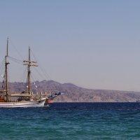 Какое море без яхты ? :: Boris Khershberg