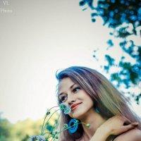 все девушки любят цветы! :: Виктория Левина