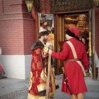 Красная площадь :: Елена Бушуева