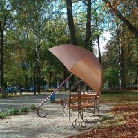 забытый зонт :: youry