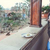 Наедине с птицами :: Александр Колесников