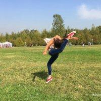 Легко! :: Anna Gornostayeva