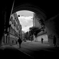 Куда-то идущие :: Дарья Нидбайкина